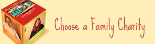 Choose A Family Charity