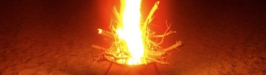 Chalice Flame and Bonfires
